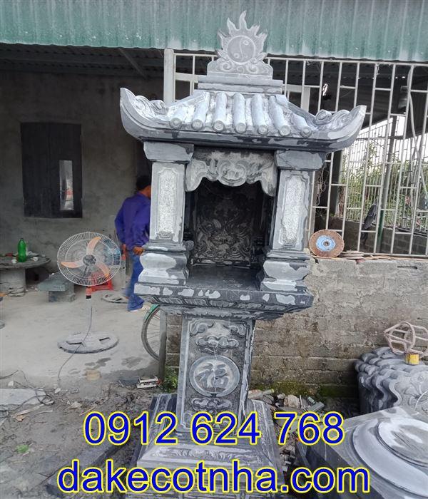 Địa chỉ xây miếu thờ quan thần linh tại Long An,miếu thờ quan thần linh đẹp tại Long An