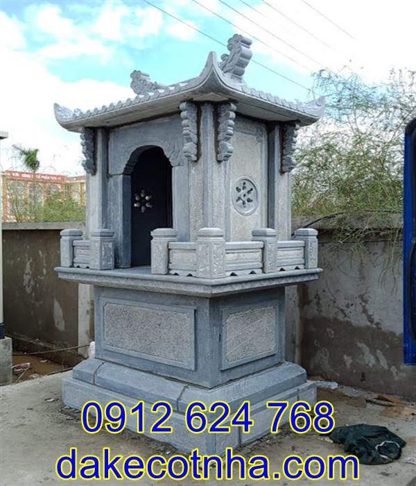 Địa chỉ xây miếu thờ thần linh tại Long An, mẫu miếu thờ thần linh đẹp tại Long an