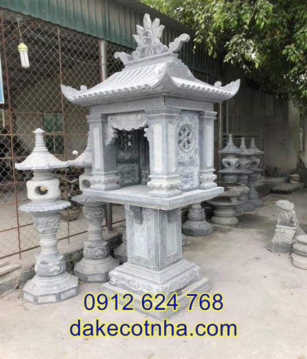 Địa chỉ xây miếu thờ thủy thần tại An Giang, mẫu miếu thờ thủy thần đẹp