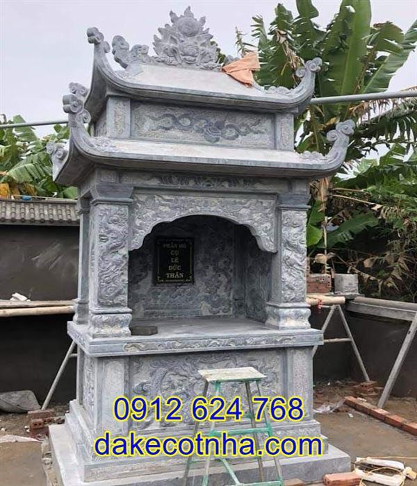 Địa chỉ xây miếu thờ thần nước bằng đá tại An Giang, xây miếu thờ thần linh tại An Giang