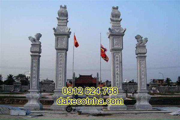 Chiêm nhưỡng những mẫu cổng chùa bằng đá đẹp nhất hiện nay