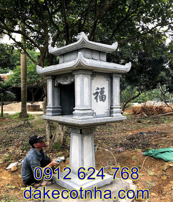 miếu thờ quan thần linh tại Long An, mẫu miếu thờ quan thần linh tại Long an