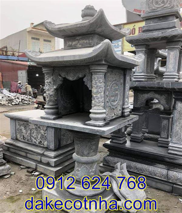 Miếu thờ thần nước tại Long An, mẫu miếu thờ thần nước đẹp tại Long An