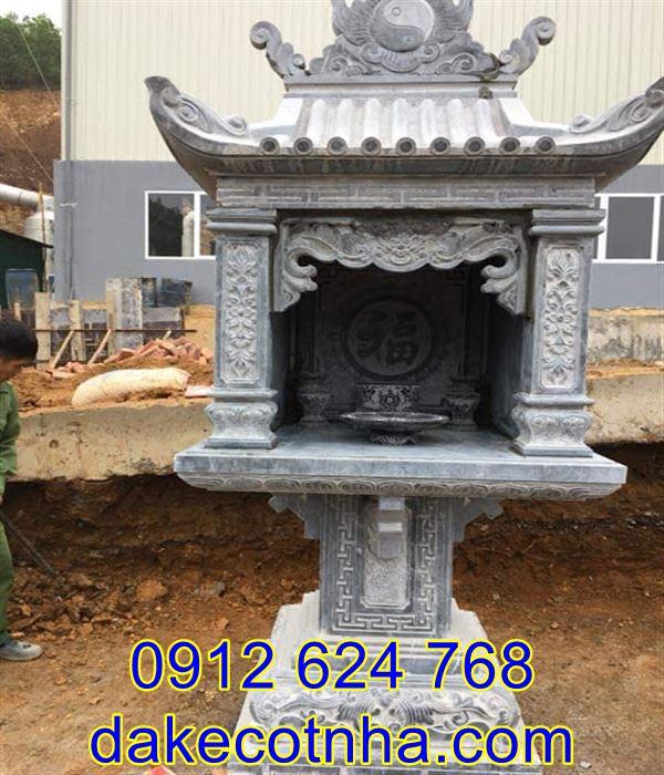 xây miếu thờ thần linh tại long an,mẫu miếu thờ thần linh đẹp tại Long An