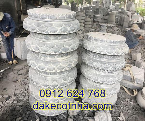 Địa chỉ bán đá kê cột đẹp giá rẻ tại Hà Nội,đá kê cột tại Hà Nội