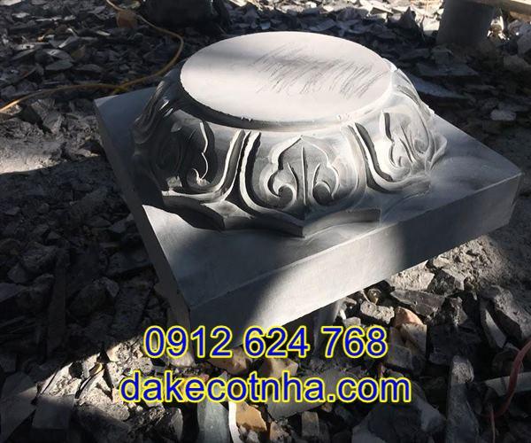 Địa chỉ bán chân tảng đá tại Hà Nội, chân tảng đá tròn tại Hà nội