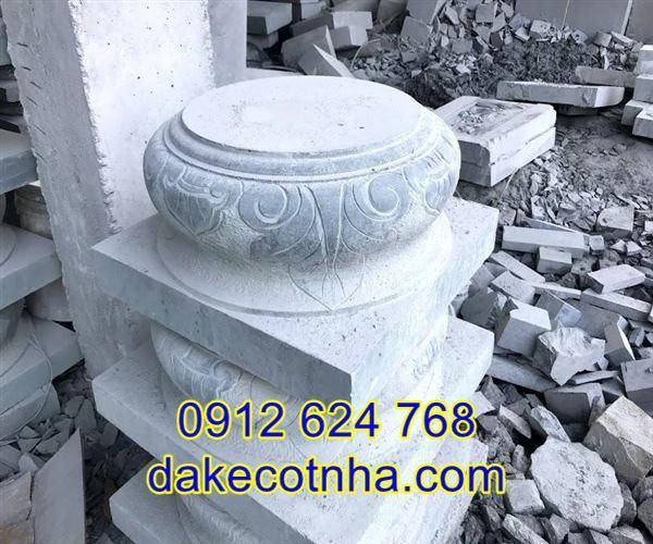 Địa chỉ bán tảng đá kê cột đẹp giá rẻ tại Hà Nội