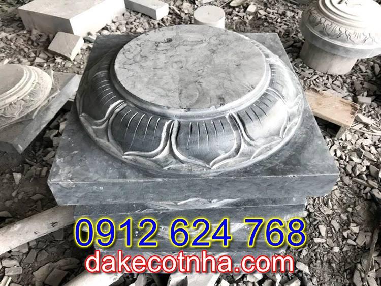 Bán đá kê chân cột nhà gỗ tại Yên Bái,đá kê cột nhà tại Yên Bái