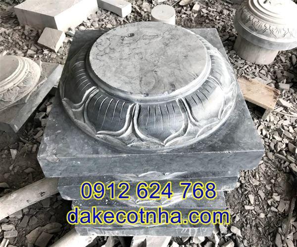 Bán đá kê chân cột nhà uy tín tại Lâm Đồng,mẫu chân cột đá tại Lâm Đông