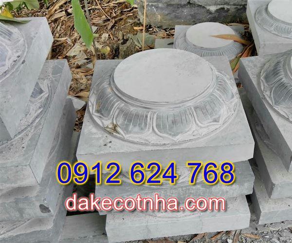 Bán đá tảng kê cột nhà tại Thanh Hóa, mẫu chân tảng đá đẹp tại Thanh Hóa