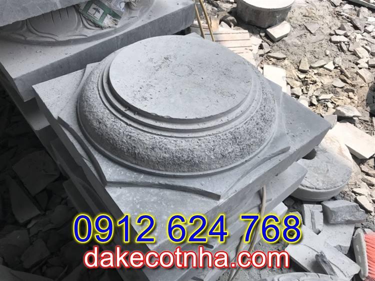 Bán đá tảng kê cột nhà tại Vĩnh Long,đôn kê cột tại Vĩnh Long