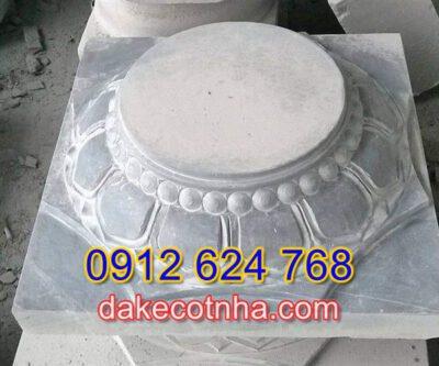 Bán chân đế cột đá tại Dak Lak