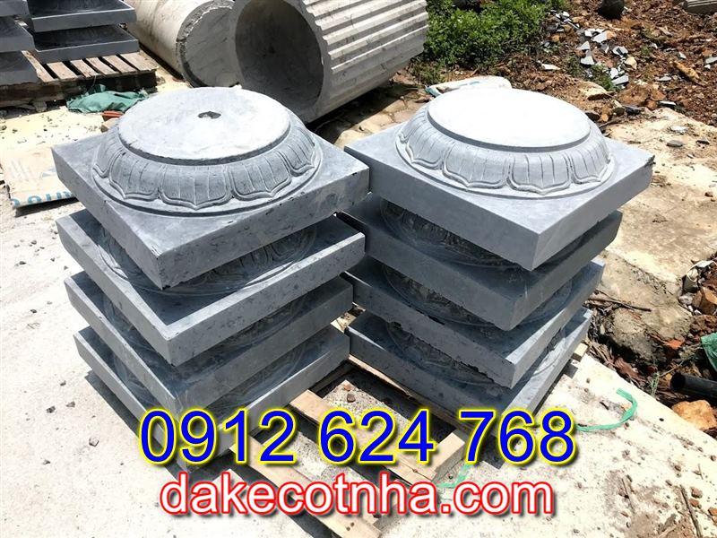 Bán mẫu chân tảng đá đẹp tại Thanh Hóa,đôn kê cột tại Thanh Hóa
